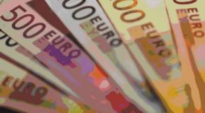 El euro cae a su nivel más bajo desde 2010 ante el dólar