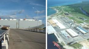 Remodelación en Puerto Castilla y en el Puerto de San Lorenzo gracias a millonaria inversión