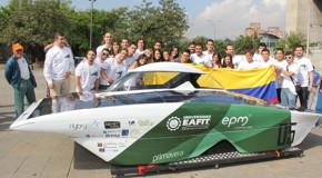 Crean nueva versión de carro solar colombiano