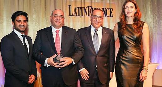 Banco hondureño es galardonado como Banco del Año de Latinoamérica