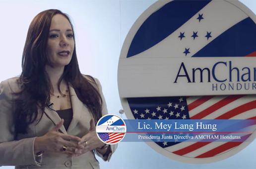 AmCham Honduras fomenta las relaciones comerciales con Estados Unidos