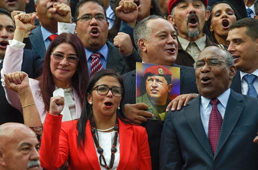 EE UU aumenta sus sanciones a Venezuela