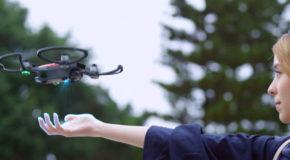 Control de gestos, aprendizaje profundo y realidad virtual: los drones se sofistican