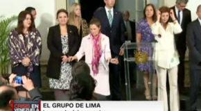 """Gobierno de Perú dice que Maduro ya no es """"bienvenido"""" en la Cumbre de las Américas"""